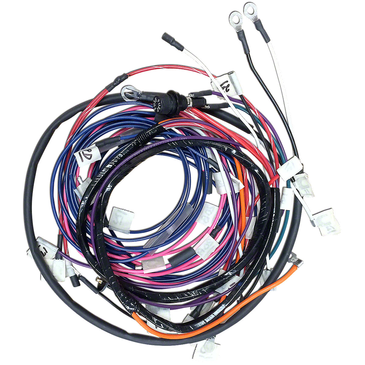 ua50515 complete wiring harness d17 series iv wiring harness show Wiring Harness Diagram